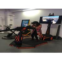 Awesome Leke Virtual Reality Shooting Simulator VR Arcade With HTC Vive Glasses Manufactures