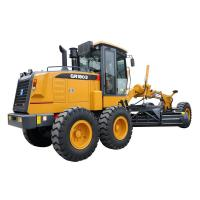 XCMG Small Road Grader , Road Construction Equipment Color Optional Manufactures