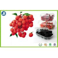 China Aquarius Clear Color Plastic Blister Packaging , Fruit Tray , Fruit Bowl on sale