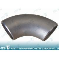 Quality 45° Elbows Titanium Material Pipe Fittings Corrosion Resistant Industrial for sale