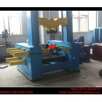 Automatic H Beam Assembly Machine / Assembling Machines for Chemical Industry Manufactures