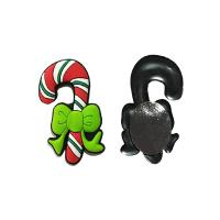 Christmas Series Rubber Refrigerator Magnets , Cute Fridge Magnets Injection Logo Manufactures