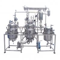 Mini Oil Walnut Oil Herbal Extraction Equipment Pharmaceutical Medical Processing Manufactures