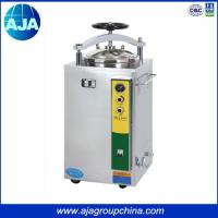 New Design Hand Wheel Door Type 35L-100L Laboratory Autoclave Manufactures