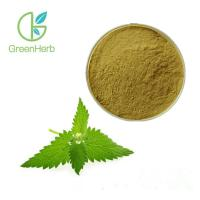 Lemon Balm Extract Powder / Melissa Officinalis Leaf Extract 98% Pass 80 Mesh Manufactures