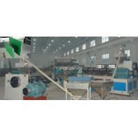 Buy cheap PE construction board production line from wholesalers