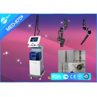 Professional CO2 Fractional Laser Machine USA Coherent Metal Tube Three Mode Manufactures