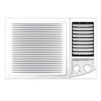 OEM new arrival window mounted air conditioner/office use air conditioning Manufactures