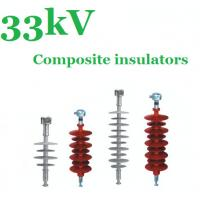 Composite Polymeric Transmission Tower Insulators Safety High Flexibility Manufactures