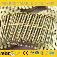 China Pneumatic coil nails/ nailer nails on sale