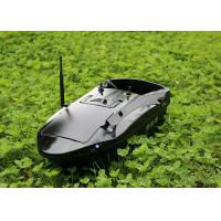 China DEVICT bait boat DEVC-110 black ABS / plastic type  rc fishing boat on sale