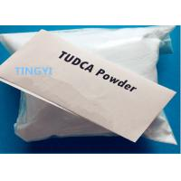 99% Effective Animal Extracts Pharmaceutical Raw Powder Tauroursodeoxycholic Acid/TUDCA CAS 14605-22-2 for Liver Disord Manufactures