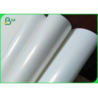 China Waterproof Tree Free 130um White Matt Synthetic Paper For Lables on sale