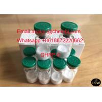 Pharmaceutical Grade Human Growth Hormone Peptide GHRP-6 White Freeze Dried Powder Manufactures
