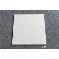 China Acid Resistant Super White Porcelain Tile 24x24 Polished Marble Floor Tiles on sale