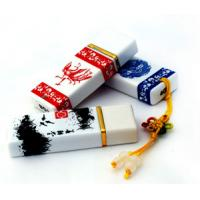 China Blue and white porcelain customized usb flash drive from China (MY-U247) on sale