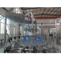 Soda PET Water Bottle Filling Machine 3 In 1 Monoblock With CE Certification Manufactures