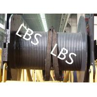 Recovery Wire Rope Or Cable Lebus Grooved Drum Highly Rugged Design