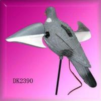 Motorized Flying Plastic Pigeon Decoy for Hunting (DK2390) Manufactures