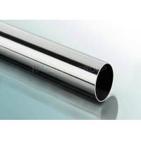 SUS 316 Stainless Steel Tubing Industrial Welded Pipe Metal Polished Finish Surface Manufactures