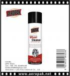 Aeropak Wheel Spray Cleaner Car Polish for Rim Manufactures