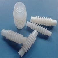 China Supply white silicone rubber hose, transparent silicone cover, silicone expansion tube, rubber expansion tube,food grade on sale