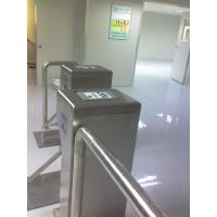 ESD Entry Tripod Turnstile System Waterproof Anti Recoil With Different Reader