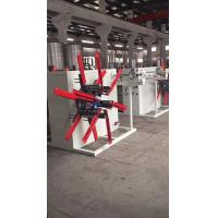 China Online Full Automatic Plastic Pipe  Single Station Disc Coiler/Winder Machine on sale
