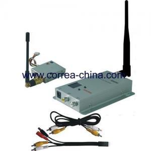 1.2GHz 100mW wireless AV transmitter receiver kit Manufactures