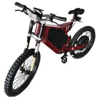Fashionable Full Suspension Electric Mountain Bike Max Speed > 50km/H Wattage > 500w Manufactures