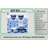 Protein Peptide Raw Powder ACE-031 / Myostatin 1Mg Per Vial For Muscle Mass Manufactures