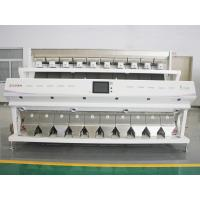 China High Frequency Wheat Sorting Machine 10 Channels In Wheat Flour Milling Line on sale