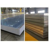China 6061 T651 Aluminium Sheet Metal for Industrial Moulding on sale