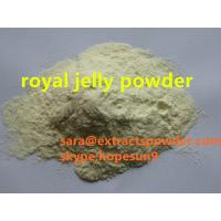 China nutritional royal jelly powder 3%-6% 10-HDA for tablets or capsules on sale