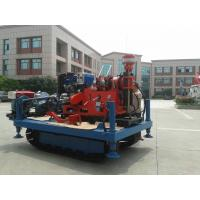 Quality GXY-2 Hydraulic Core Drilling Equipment spindle rotatory drilling rig for sale