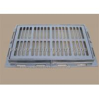 Quality China Professional Ductile Iron EN124 Channel Gully Grating Manufacturer for sale