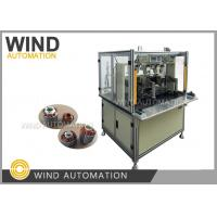 China Fully Automatic Ceiling Fan Stator Winding Machine For OD Below 110 Height 70mm on sale