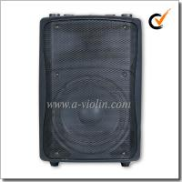 High Quality Woofer 2-way Active Cabinet Plastic Pro Audio Speaker ( PS-0860APB ) Manufactures