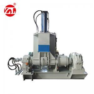 China Rubber Testing Machine Rubber Banbury Mixer , Plastic Grain Color Masterbatch Mixer Kneader Machine on sale