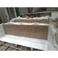 China Yellow  Granite for the  countertop,tiles,wall,floor,windowsill Manufactures