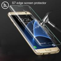 samsung s7 edge screen protector tempered glass screen protectors Curved suface Full Coverage HD invsible anti scratch Manufactures