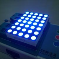 Electronic Notice Board with LED Dot Matrix Display 5mm Diameter Manufactures