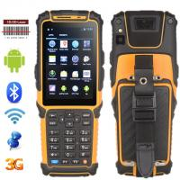 Rugged Qr Code Reader Pda Touch Screen Bluetooth Wifi 3g 4g Android 7.0 Manufactures