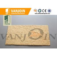 Weatherproof Anti Aging Decorative Stone Tiles Anti Cracking Flexible Soft Wall Tile Manufactures