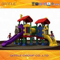 Quality Water Proof Children Playground Equipment For Garden Eco Friendly for sale