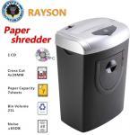 C7 AmazonBasics 10 Sheet Office Paper Shredder Cross - Cut CD Paper Shredder Machine Manufactures