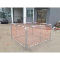Hot sale rubbish cage for australia market 1800mm x 1500mm x 1500mm made in china Manufactures