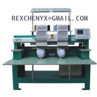 New Double Head Flat/Cap/T-shirt Embroidery Machine/Hat/Tubular Embroidery Machine Manufactures