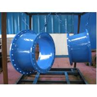 DN600 to DN1200 Ductile iron fittings Zinc spaying Double flange reducer Manufactures