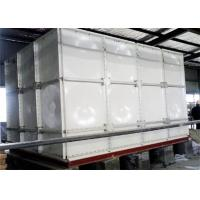 FRP SMC Water Storage Tank/FRP Tank GRP Tank Good Quality with customized size Manufactures